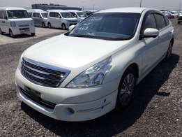 NISSAN / TEANA CHASSIS # J32-1042 year 2010