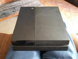 PlayStation 4 500Gb and 7 games