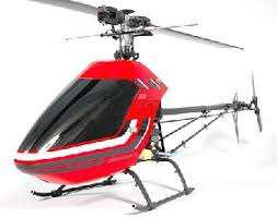 rc heli xcell 600 e electric flybar heli
