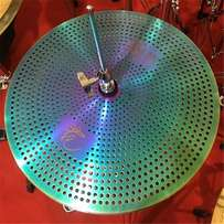 "14""HIHAT cymbal color low volume cymbals from china Tongxiang factory"
