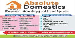 Supply Of Labours And Travel Agencies