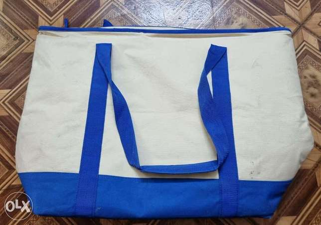 Thermal bag not used can keep cold or hot for 24Hours ام الحصم -  2