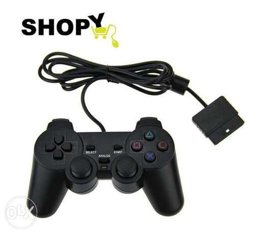 ired Controller Gamepad Joypad Joystick Compatible for Sony Playstatio