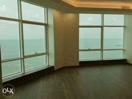 Dasman, full sea view brand new semi furnished flat 2 bhk