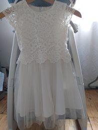 5f25b6adc6 Sukienka Komunijna 128 - OLX.pl
