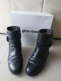 Botki damskie Gino Rossi, r. 38 Mosina • OLX.pl
