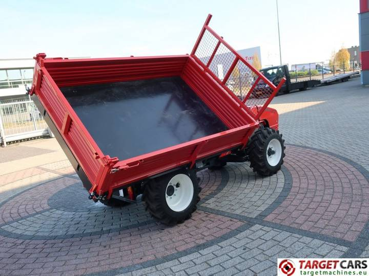Goldoni Transcar 28RS Utility 4WD Tipper 3-Way Dumper NEW - image 5