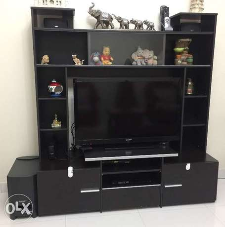 Tv cabinet from home Center