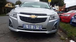 2013 Chevrolet Cruze 2.0LT Auto Available for Sale