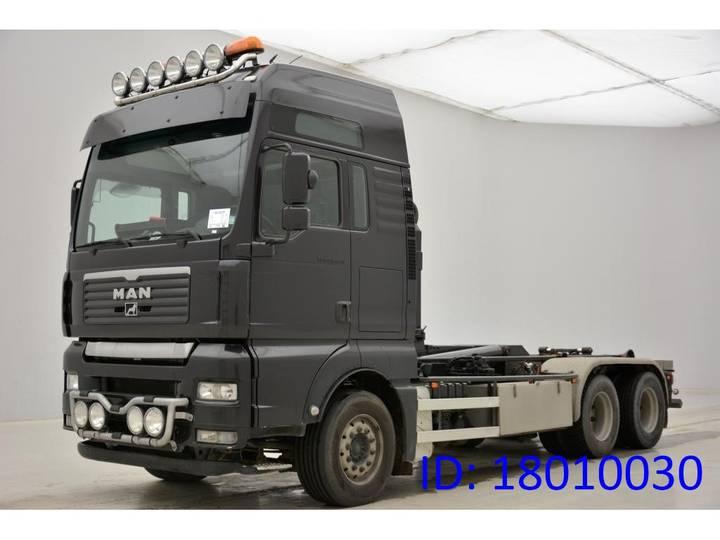 MAN TGA28.530 - 6X2 - 2005