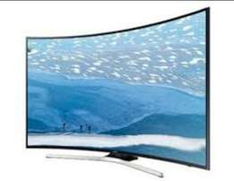 Samsung 55inches smart curved tv