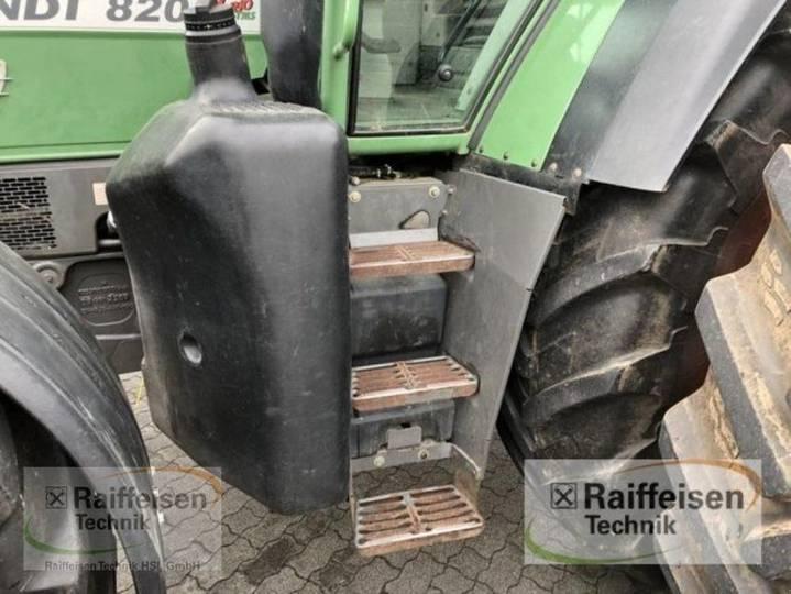 Fendt 820 Vario - 2009 - image 4