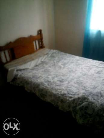 Bed for sale with mattress Ruaka - image 2