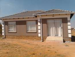 New development in Alliance close to Modderbe starting from R420 000