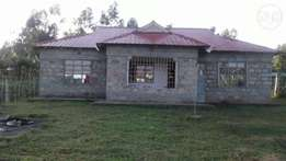 4 bedroom house on in bungoma