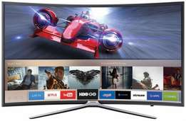 Samsung 40inches*smart and curved led television