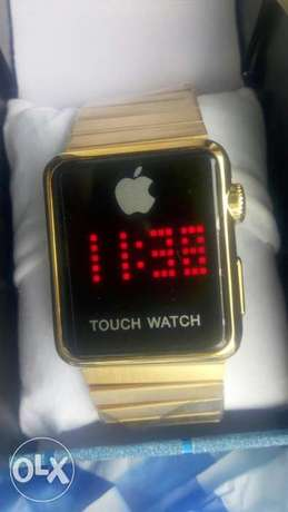Apple Touch Screen Digital Wrist Watch Oshodi - image 1
