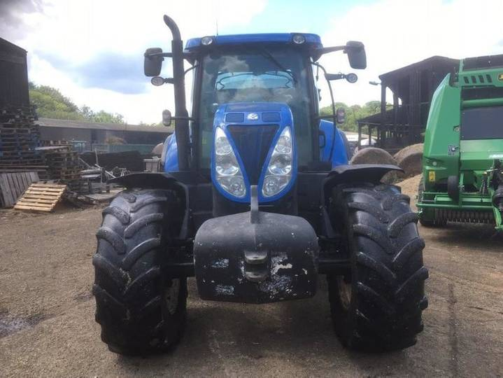 New Holland t7.210 - 2014 - image 3