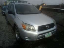 2007 Toyota Rav4 limited awoof sale