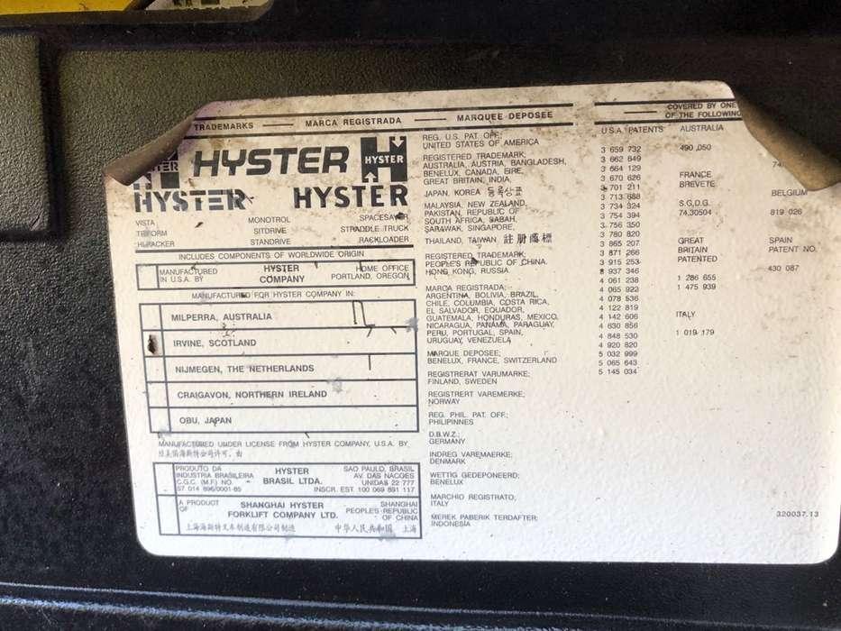 Hyster E 3.20 XM Heftruck - 2005 - image 5