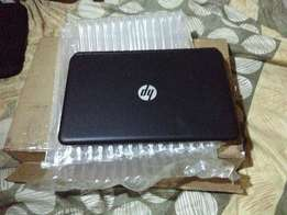 HP laptop slightly used