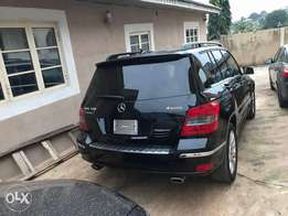 Mercedes Benz GLK350 Lagos cleared