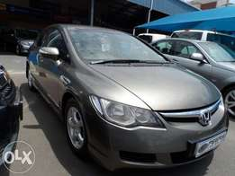 2006 Honda Civic Sedan 1.8 exi