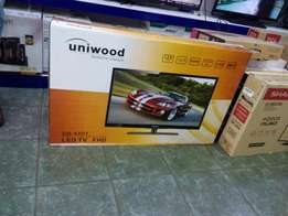 43 Inches Digital Uniwood LED TV Brand New at My Shop