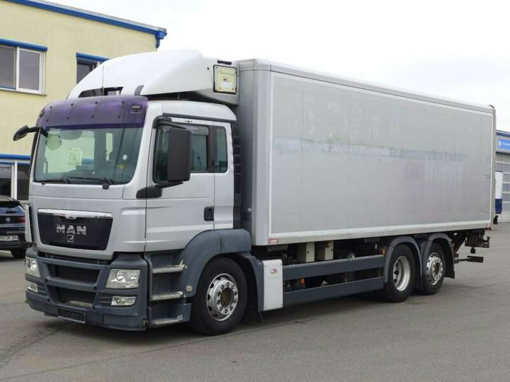 MAN TGS 26.320*Euro 4*Carrier Supra 850*LBW*Lift* - 2008