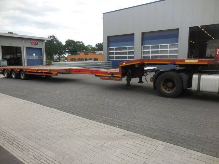 Faymonville STZ-3AAX 3-axle Power Steering, (26.15 Mtr.) - 2001