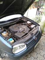 Nigerian used golf 4 for sale
