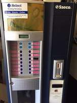 Saeco Coffee Vending Machine