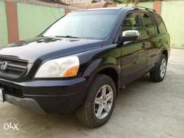 Honda pilot six months use