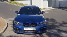2016 BMW M135i 5dr A/T with 9 500km for only R 535 000.00