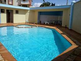 Executive 3 Bedroom fully furnished holiday Home with swimming pool