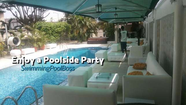 We Build Swimming Pools of Any Size, Any Shape, Any Site and Any State Dutse - image 3