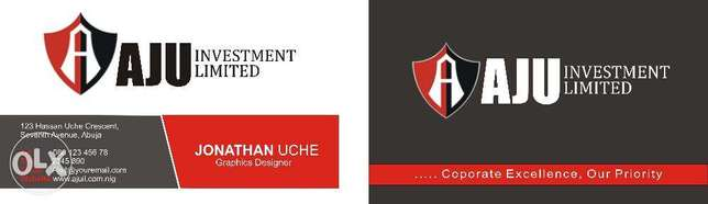 Design your Business Card Abuja - image 2