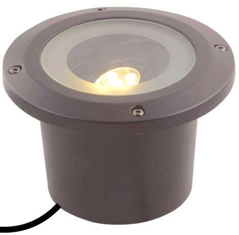 Lampa Ogrodowa Led Najazdowa Z Regulacją Kąta światłalampy