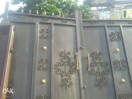 for sale solid and well done iron gate