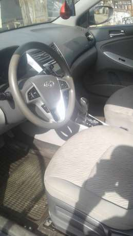 registered 2012 hyundai accent Yaba - image 8