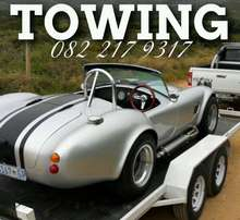 Towing Service - Breakdown Service- Car Transporting