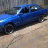 V6 engine striped and 5 speed gear box for sale