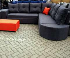 Great nice ready corner sofa well done finishing free delivery