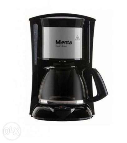 Mienta Coffee machine - 1000 watt