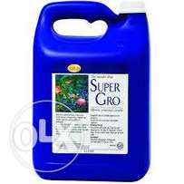 100 Gallons of Super Gro to Support Kano State Farmers