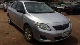 Clean 2009 Toyota Corolla For Sale