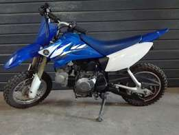 Awesome 2006 TTR50 for sale.