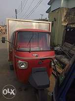 Piaggio (ape) Tricycle Van