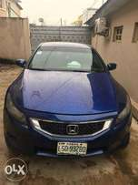 Honda Accord Coupe 2009 Model For Sale