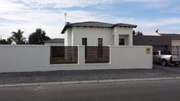 New 4bedroom house to let
